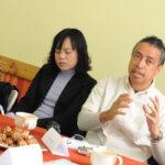 Őexc. Sompong Sanguanbun thai nagykövet úr látogatta meg a Főiskolát