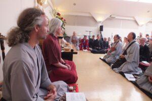 25 éve alapult meg a Tan Kapuja Buddhista Egyház és Főiskola. Vészák alkalmából ezt is megünnepeltük.