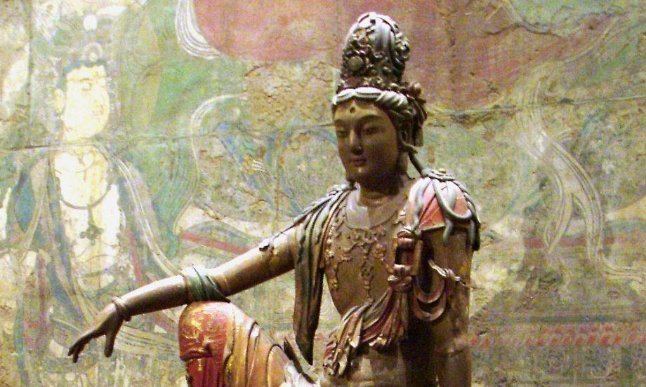 Buddhizmus és gazdaság – online kurzus A Tan Kapuján